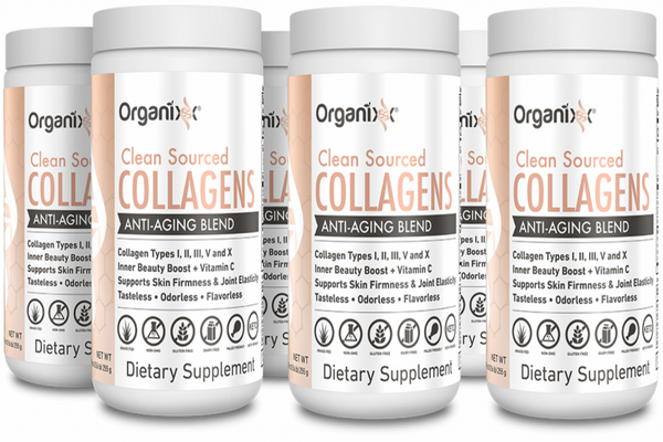 Organixx Collagen Reviews: The Shocking Facts Revealed revampsalonspa